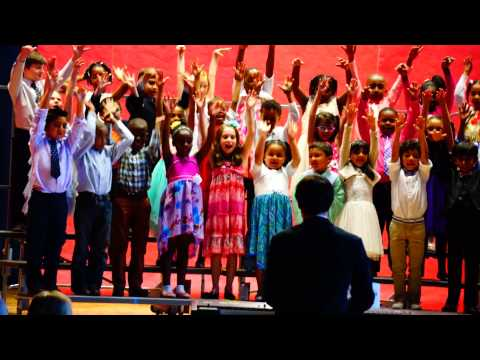 Waterside School Spring Concert 2015 First Grade