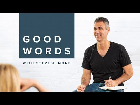 Learn to Develop Compelling Characters   Good Words with Steve Almond