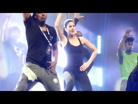 Katrina Kaif's HOT Dream Team Dance Rehearsal