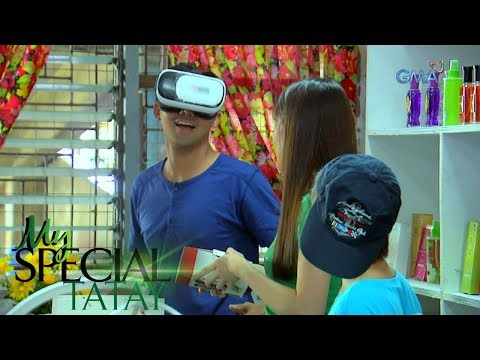 My Special Tatay: Boyet's first airplane experience | Episode 40