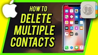 How to Delete All Contacts on iPhone at Once.