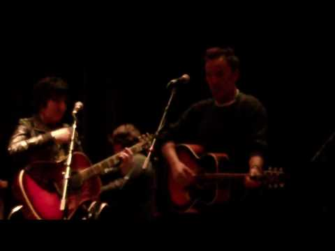 01_Jesse Malin with Bruce Springsteen