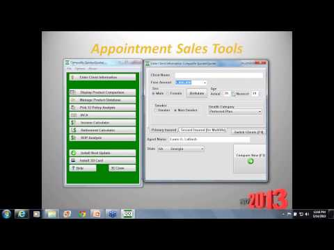 Using The QUICKER QUOTER Term Software