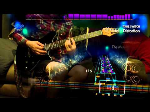 "Rocksmith 2014 - DLC - Guitar - Tenacious D - ""The Metal"""