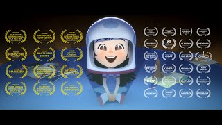 One Small Step. Touching Short About A Girl Following Her Dreams To Become an Astronaut.