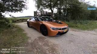 2019 BMW i8 ROADSTER   FIRST EDITION 1 of 200   POV Test Drive by AutoTopNL