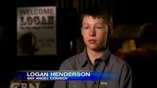 Sky Angel Cowboy Interview on CBN