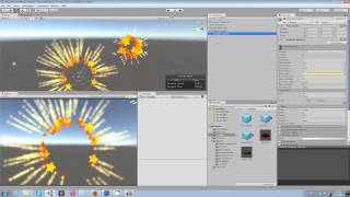 Unity 5 Particle System Tutorials by OctoMan