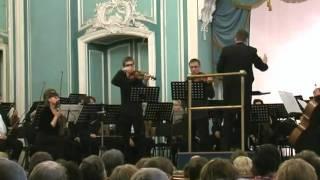 Schnittke. Concerto Grosso N 1 (1,2) - Mikhail Krutik, Vlad Pessin