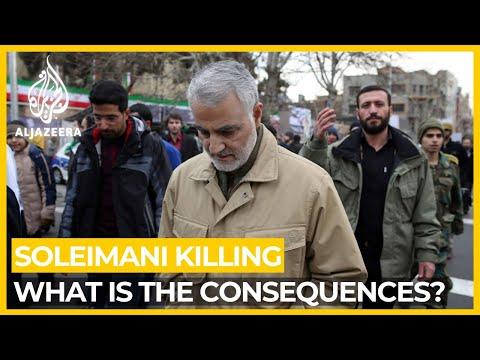Qassem Soleimani killing: