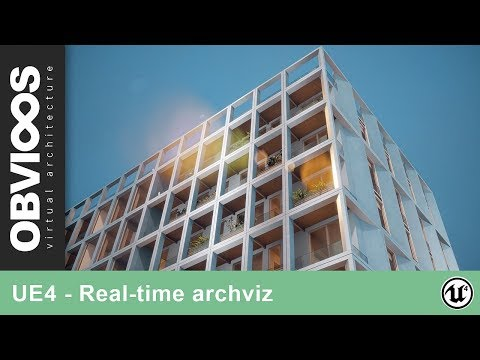 Photorealistic Archviz With Unreal Engine 4