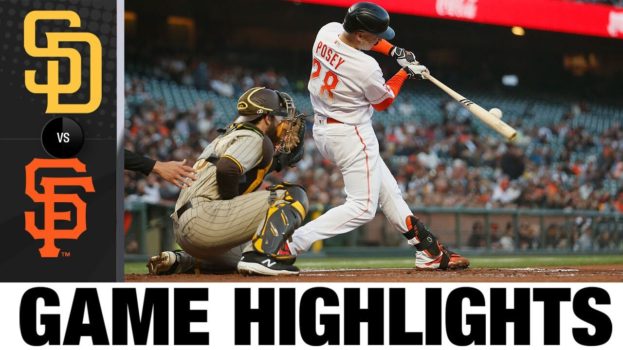 Download Padres vs. Giants Game Highlights (9/14/21)   MLB Highlights