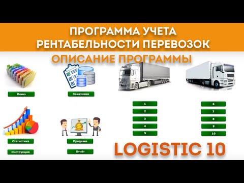 Расчет себестоимости автомобильных перевозок грузов - программа учета, калькуляция и статистика