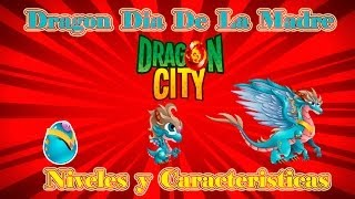 Dragon Dia De La Madre De Dragon City