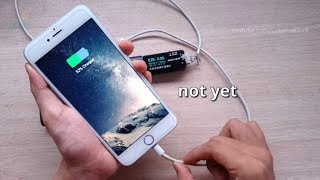 Fix iPhone not charging - Repair Lightning cable not Charging