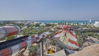 Desert Falls Water & Adventure Park - Qatar's Largest Theme Park