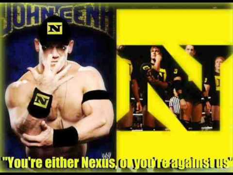 WWE Nexus Theme With Lyrics