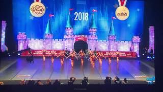 The Ohio State University Dance Team Jazz NATIONAL CHAMPIONS 2018