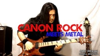 CANON ROCK - Metal Version - by Moro Smylodon
