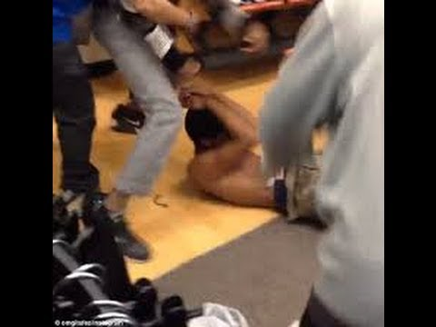 Americans Fighting Over Jordan Gamma 11 Shoes ! ( Black Friday ) - YouTube
