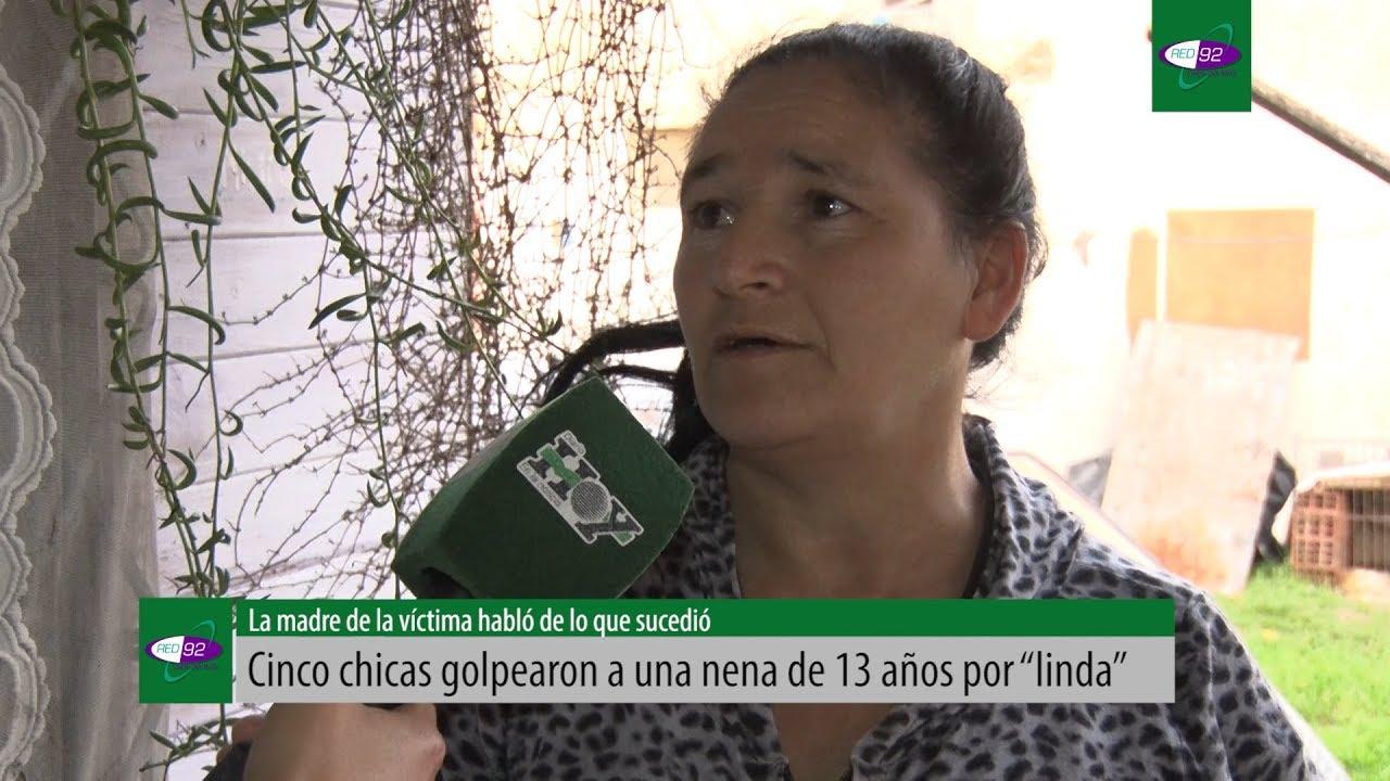 Cinco Chicas Golpearon A Una Nena De 13 Años Por Linda
