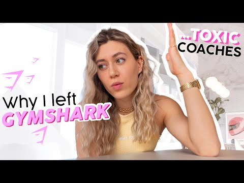 Why I left Gymshark, Staying True to Myself + Toxic Coaches