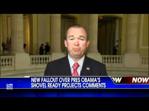 Obama Jokes About Shovel Ready Projects