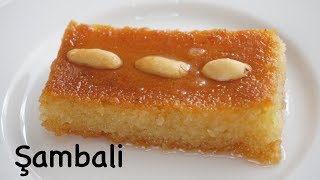 easy dessert recipe/most popular Turkish dessert/Damascus dessert/Figen Ararat