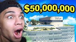 GTA 5 Online: WIR KAUFEN DAS NEUE 50.000.000$ PENTHAUS! | Brownies