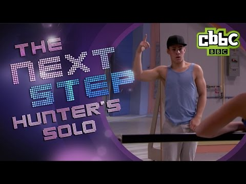 The Next Step Season 2 Episode 15 - Hunter's Solo Rehearsal