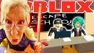 ROBLOX | Back to School! Noooo!