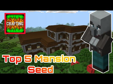 Top 5 Mansion Seed in Crafting and Building