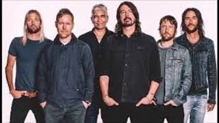 I`m in love with a German film star   Foo fighters