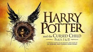 CURSED CHILD - The 8th book in the Harry Potter saga, announced by surprise