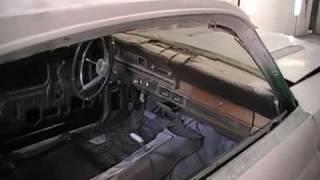 1967 FORD FAIRLANE GTA PART 1 BODYWORK