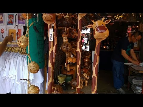 Probably All The Things You Can Buy In Chatuchak Weekend Market