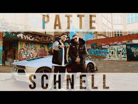 Mois ft. Maestro - PATTE SCHNELL (Prod. by EMDE51 & Fewtile)
