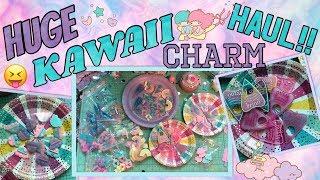 HUGE KAWAII CHARM HAUL!!! ALI EXPRESS HAUL 2018