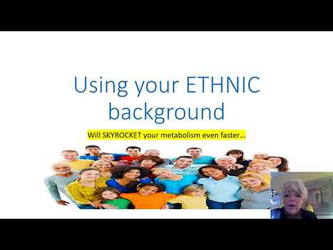 Using your ETHNIC background