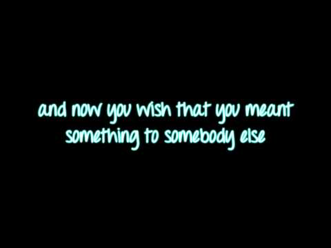 Escape The Fate - Something [HD + Lyrics]