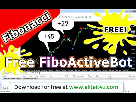Trend signals and AUTO trade Download a free FiboBot by EliteIt4U