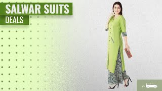 50% Off Or More - Salwar Suits | Great Indian Festival Sale