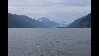 Телецкое озеро. Горный Алтай.