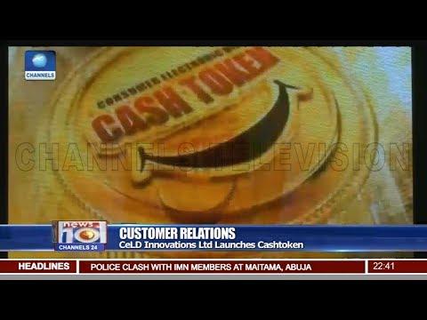 CeLD Innovations Ltd Launches Cashtoken Pt 3 | News@10 |
