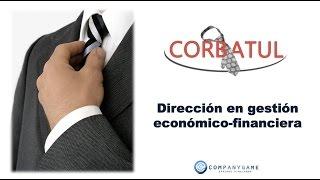 Simulador de gestión económico financiera Corbatul de CompanyGame