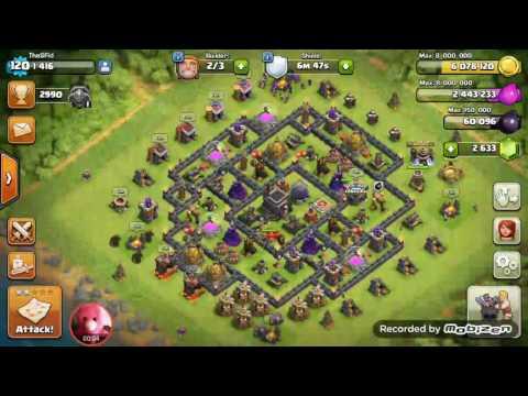 Clash of Clans Troop Queue Bug