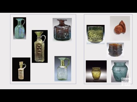 Behind the Glass Lecture: Ennion and His Legacy: Mold-Blown Glass from Ancient Rome