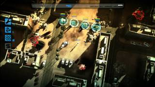 Classic Game Room - ANOMALY WARZONE EARTH review for Xbox 360