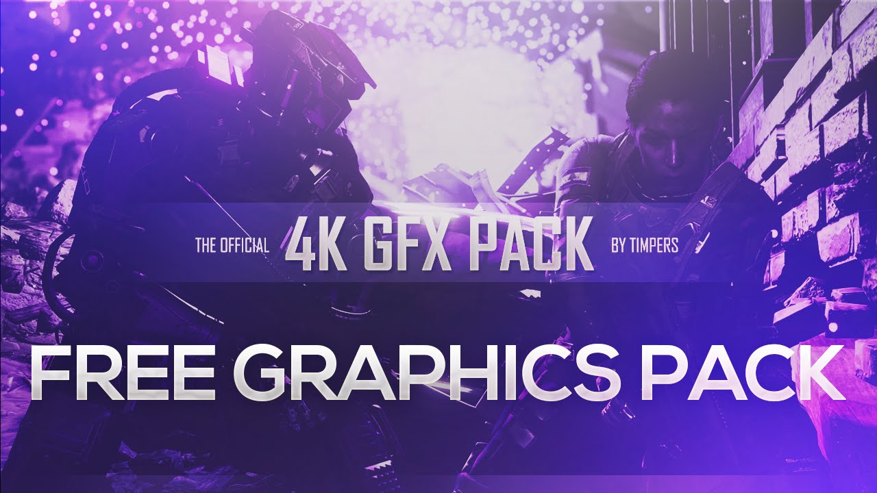 FREE Photoshop Graphics Pack Download- 4K GFX Pack