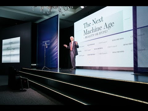 Jerry Kaplan at the WSJ CEO Council Annual Meeting 2017-11-14